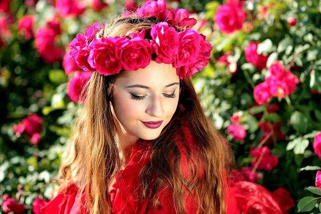 Nepřijatá krása a esence růže